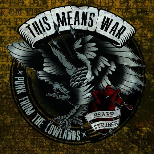 THIS MEANS WAR Logo